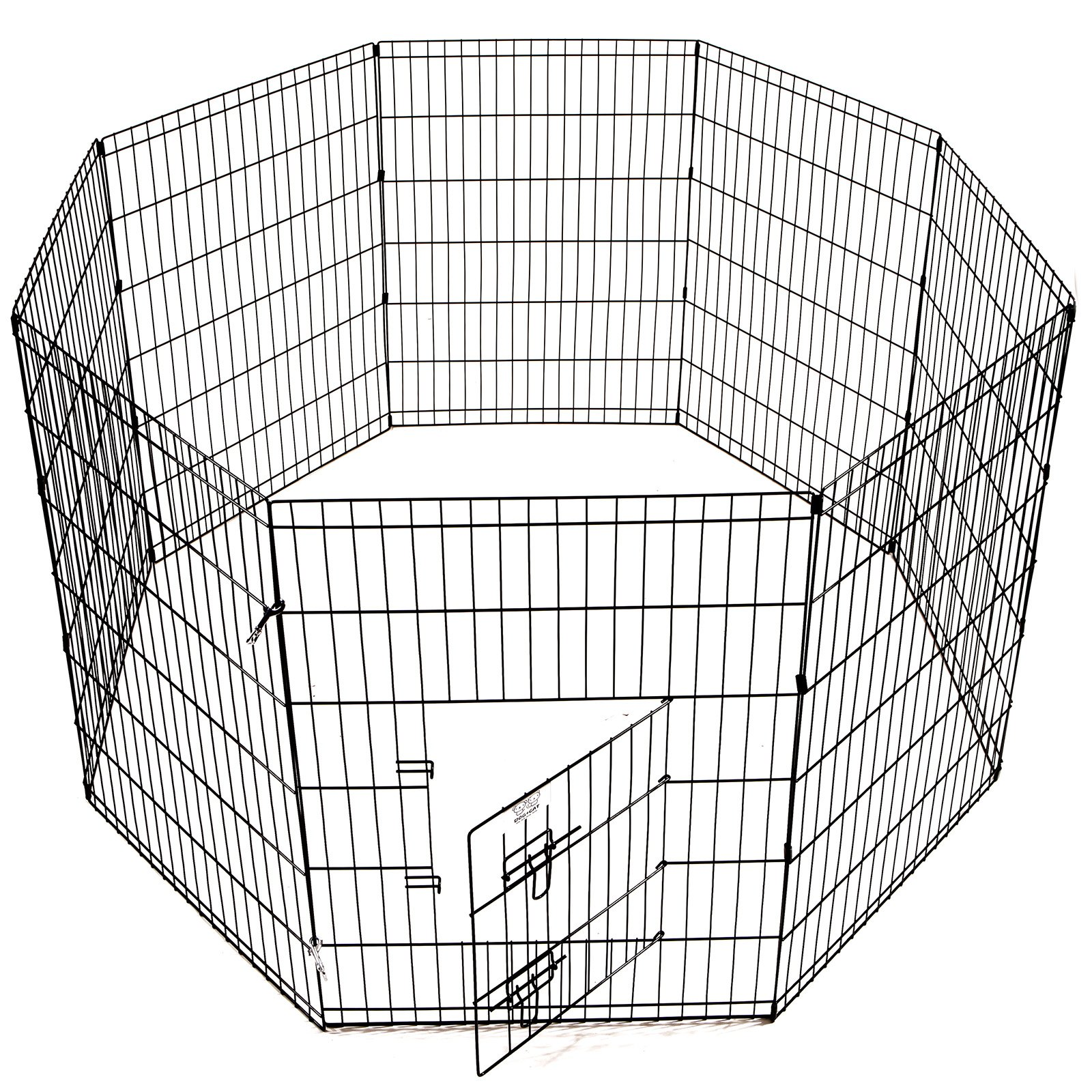 Get Quotations Idealchoiceproduct 36 Inch Pet Playpen Pen Folding Wire Dog Exercise Fence Yard