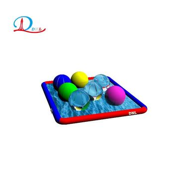 DNL customized portable inflatable swimming pool