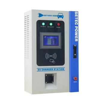 Manufacturer Supply 20KW super DC fast EV charger CHAdeMO