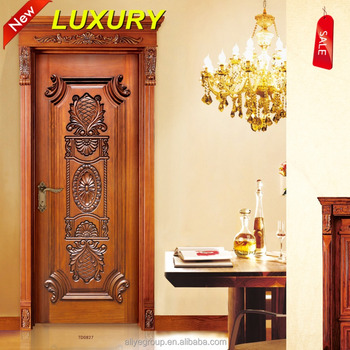 Luxury Royal European White Color Wood Room Door Design In ... on