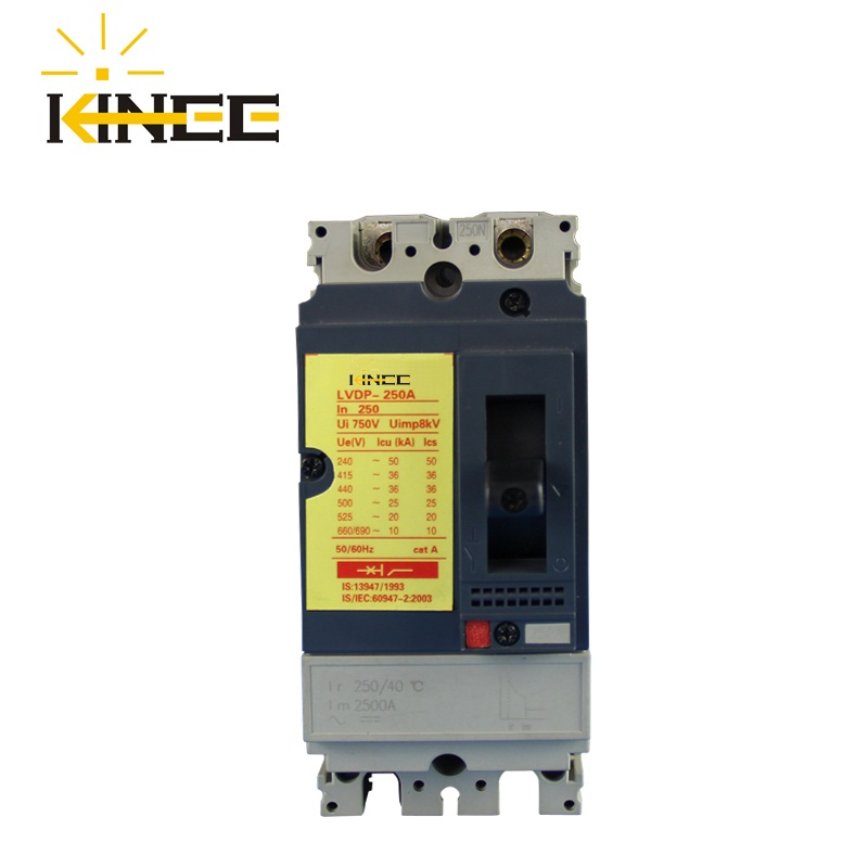 15A-100A 1p 2p 3p 4p thermal-magnetic electric moulded case circuit breaker mccb
