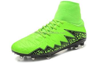 Zapatos de fútbol al aire libre de los hombres zapatos de fútbol de moda  marca botas a8ee11924ac1e