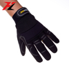 High quality custom color logo design mechanic gloves