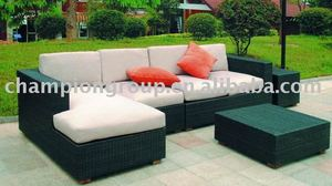 classic rattan furniture poly rattan furniture outdoor section sofa