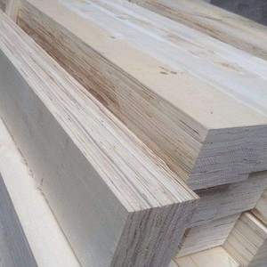glued laminated timber poplar lvl plywood from Linyi suppliers