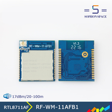 Realtek chip SPI interface 2.4Ghz ISM band RF-WM-11AFB1 wifi bluetooth module