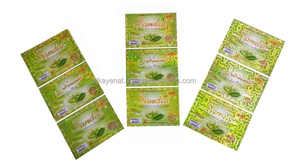 Sandal Herbal Whitening Beauty Soap