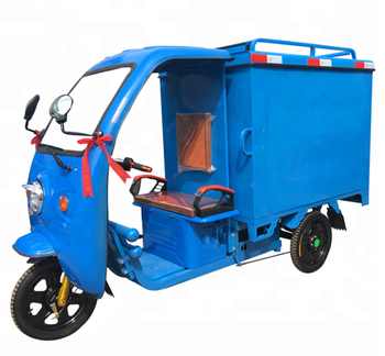 Factory Directly Electric Tuk Tuk for parcel express