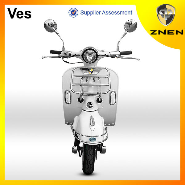 Ves New retro scooter new vespa nice design gas scooter hot sale scooter moped GY6 engine