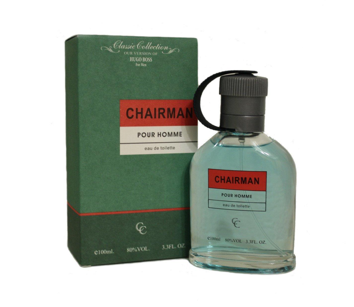 Get Quotations · Boss Chairman Hugo Men Perfume 3.3 oz Eau de Toilette  (Imitation) 526414a3112