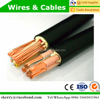 stranded copper conductor 16mm2 pvc insulation house wiring cable wire