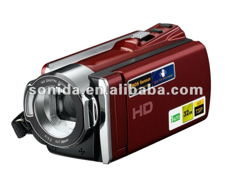 hot sale high definition full hd dv camcorder 1920*1080
