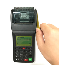 GT6000SA All in One Draadloze Credit Debet Card Machine Betaling handheld POS Terminal