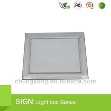 fair snap frame picture aluminum light box direct factory sale
