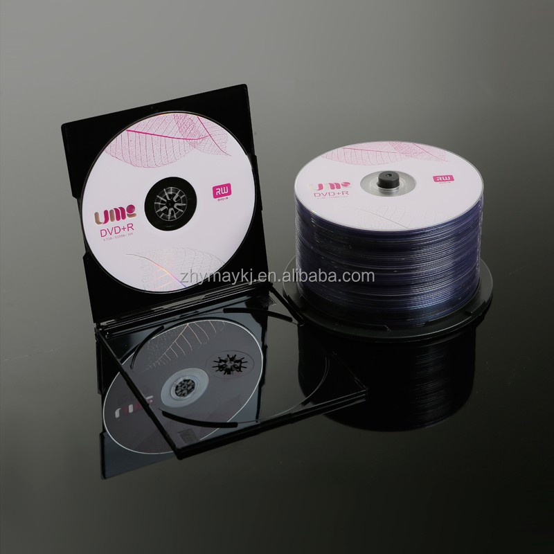 Anyang China Wholesaler DVDs Blank DVD+R With Offset Full Color Printing