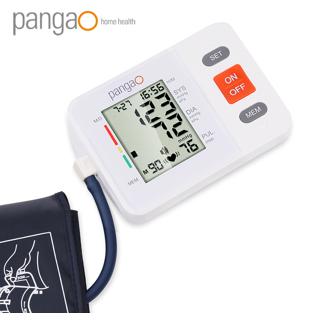 Digital Automatic Free 위 암 Blood Pressure Monitor