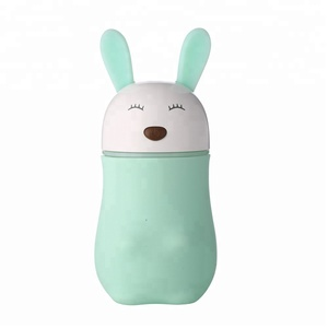 Lovely Animal USB Mini Ultrasonic Cool Mist Air Humidifier With Colorful LED
