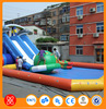 Children favorite entertainment and inflatable games swimming pool inflatable
