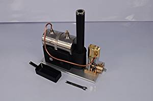 Buy Steam Engine Kit Vertical Steam Engine Model with the