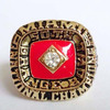 1983 MIAMI HURRICANES NATIONAL CHAMPIONSHIP WORLD SERIES RINGS CHAMPIONS