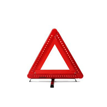 Top selling safety traffic reflective triangle warning sign
