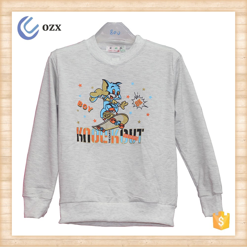 High quality children round neck long sleeve t shirt buy for Good quality long sleeve t shirts