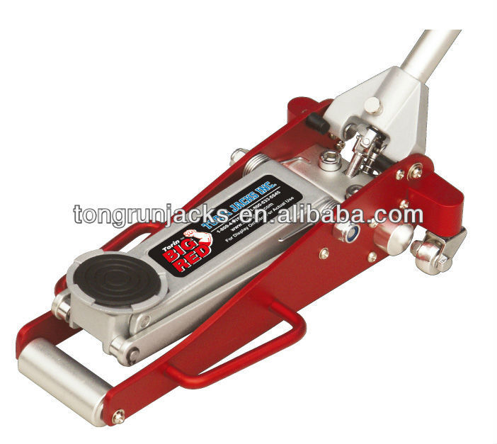 Torin BigRed Mini Aluminum Racing Jack,only for show