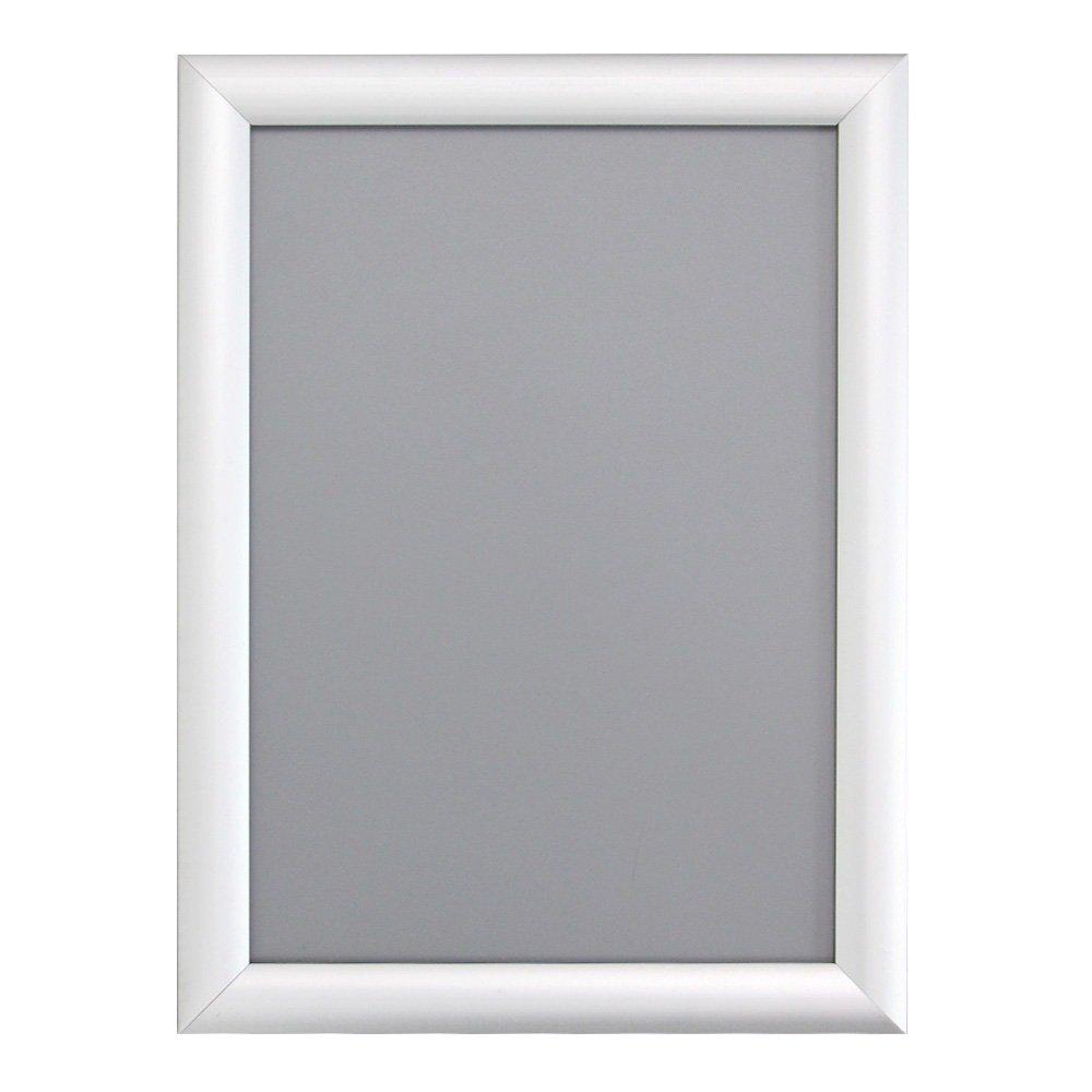 a8141a44f6 Get Quotations · VIZ-PRO A1 Silver Snap Frames   Clip Frames