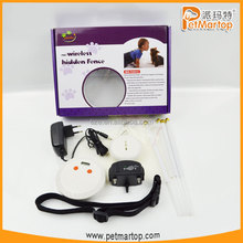 Brand new 2015 wireless pet fencing system smart wirelss fence TZ-PET007 dog training system
