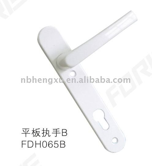 Flat Door Handle, Flat Door Handle Suppliers and Manufacturers at ...