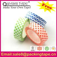 high temperature resistance pretty Jordanian washi tape promotional repositionable washi tape