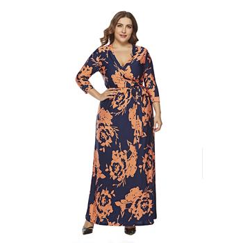 Nadanbao Marca 2019 Nueva Llegada Vestido Elegante Vestidos Casuales Vestidos De Las Mujeres De Diseño Para Señoras Gordas Buy Maxi Vestidovestidos