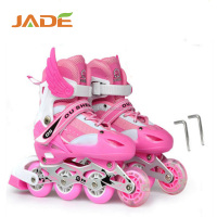 Wholesale Latest Quad Four Wheels Inline Skate Boots Ice-Skating Roller