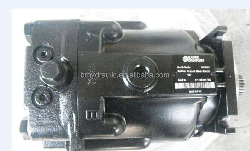 Sauer danfoss pompe kubota pompe hydraulique pompe id de for Cessna hydraulic motor identification