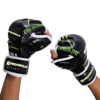 MMA Grappling Gloves Mma Gloves  Professional  Boxing