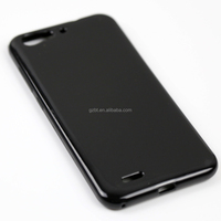 For ZTE blade v6 Jelly TPU Rubber Gel Silicone Mobile Phone Back Cover Case