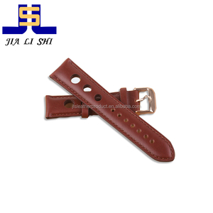 2017 High Quality Leather Watch Band Strap For Sale