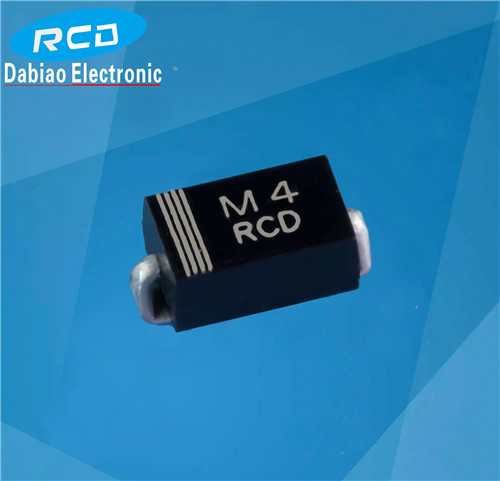 TVS Diodes 100 pieces Transient Voltage Suppressors 1500W 6.8V Unidirect