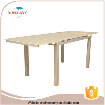 Modern Glass Extendable Dining Table Malaysia Round Glass Expandable Dining  Table - Buy Dining Table,Expandable Glass Dining Table,Extendable Glass ...