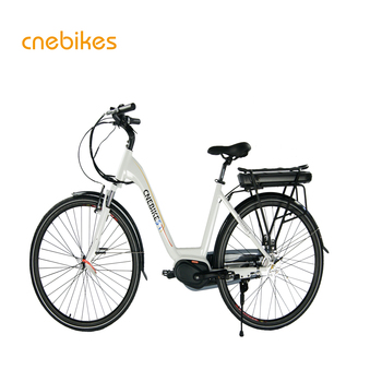Hot sale cheap 250W mid motor city ebike electric bicycle