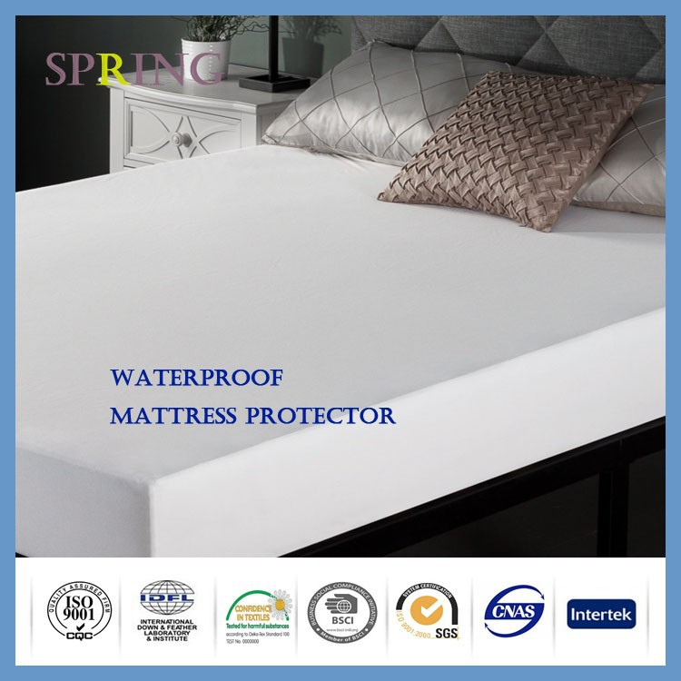 Amazon hot selling Queens Size Hypoallergenic mattress protector