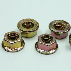 Large Industrial Size Hex Brass Sleeve Nuts