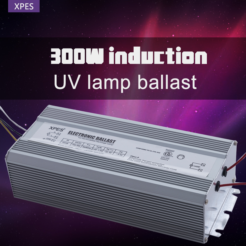 Easy maintenance uv lamp 300w transformers for Sewage Treatment
