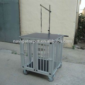 Aluminum Pet Trolley, Aluminum Dog Trolley