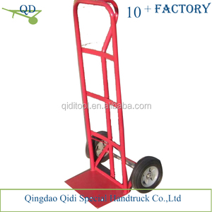 two wheel metal hand trolley HT1805