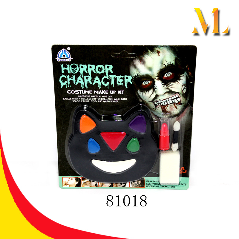 Professional special effects makeup on Halloween costumes kit makeup sets on sale