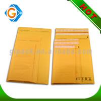 2016 Wholesale high quality kraft paper Envelope / Kraft paper bubble mailer / wholesale kraft paper bubble manufacturer