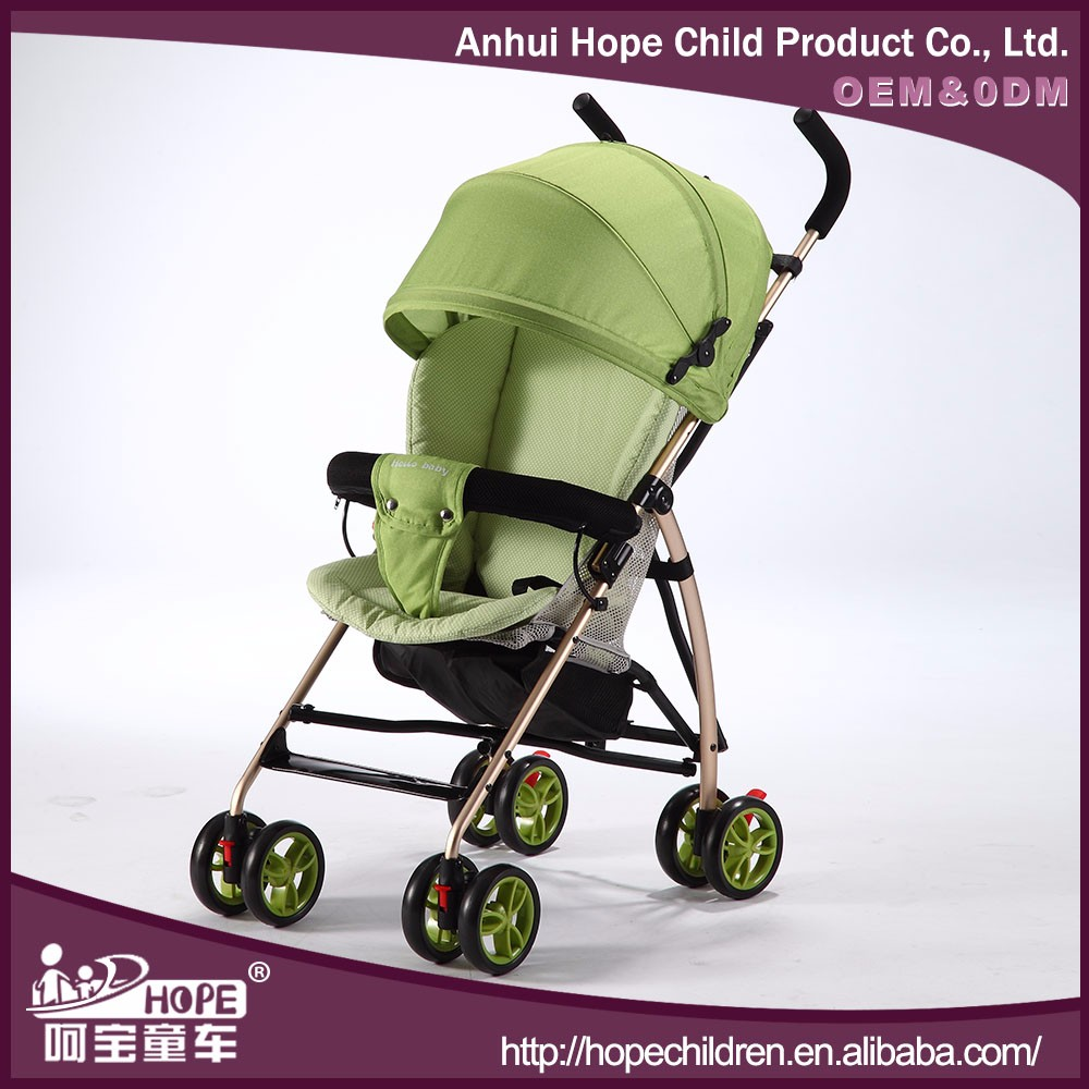 Hope Child HP-302 Mini Baby Stroller for Wholesale with Aluminum Alloy Frame and Vey Light Weight