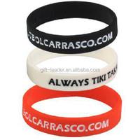 christian silicone bracelet