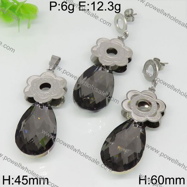 Modern Hip-Hop Bling Free Shippingcheap african jewelry set /silver paypal jewelry